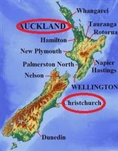無常な日常(行ってきましたニュージーランド・Day1-2)