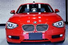 個性的なフロントマスクをもつFRハッチ BMW 116i【リボルト金沢】
