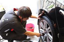 プロの洗車体験