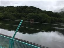 復讐のダムール  赤川ダムと   あれ?南摩ダムが見えない