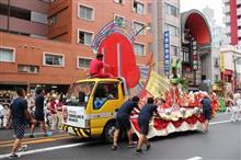 浅草サンバカーニバル見てきました。