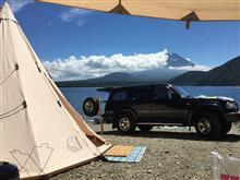 最後のキャンプ