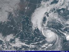 迷走台風10号接近の為・・・気象情報にご注意を