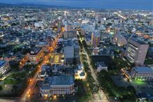 群馬県庁展望室からの夜景