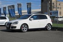 メンテナンスは大事..VW ゴルフⅤ GTI エンジンオイル交換 FUCHS C3