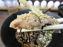 ラー油入り蕎麦汁で食べる、珍しい蕎麦屋さん!(甲府市)