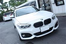 BMW F20 118i Mスポーツ! セキュリティー取り付け完了っ!