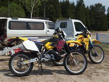リッターバイクで砂利道を走る・・・本当の理由とは (。・w・。 ) ププッ