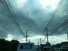 8月終わりは「武内神社」か