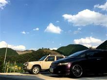 ラシーンでトコトコと夕日を見てきました。