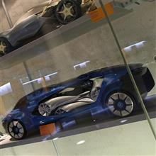 【Mercedes-Benz Museum】23 | BLUE ARROW Concept by Thomas Brandstatter