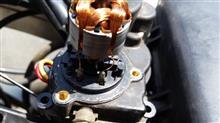 RGV250Γ(VJ21A) 排気デバイスモーター他のメンテナンス