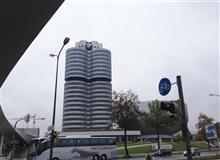 BMW本社工場及びショールーム見学
