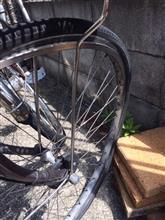 自転車事故顛末