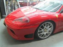 フェラーリ 360 & ランボルギーニ ムルシエラゴ