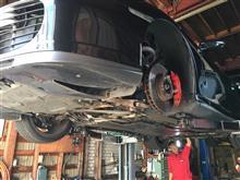 札幌のクルーズ 996ターボ プラグ交換まもなく終了!