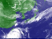 台風14号 ムーランティ