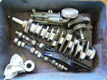 機械式時計とレシプロエンジン