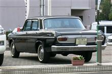 トヨペット40系クラウンと広島トヨタ創業80周年