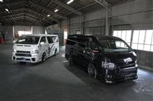 ROWEN 200HIACE #4 【オーナー様愛車写真、展示車両のご紹介】