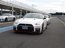 日産GT R試乗インプレッション 袖ヶ浦フォレスト