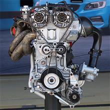 【WTCC 2016 もてぎ】11 | ボルボ・S60・ポールスターTC1 エンジン