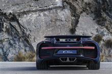 ブガッティ・シロンの最高速は時速420キロに制限。今後はユーザーの要望でリミッター解除が可能に