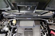 スバル WRX STI & WRX S4 用のストラットタワーバーが新発売となります!