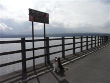 三連休の土曜日はアルぼんと山中湖方面にドライブに行ってきました。