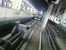 KYBで止まる終着駅