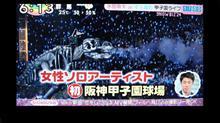 阪神甲子園球場×水樹奈々!