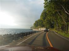 2016.09.24 KG☆彡さん、(の)と支笏湖へ
