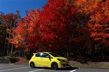 恒例の紅葉ドライブ