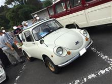 旧車祭りへ