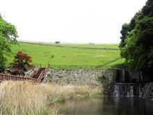 満濃池の建設