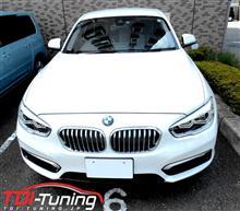 【BMW 118d ディーゼルサブコンTDI Tuning TWIN CHANNEL】インプレ頂きました。