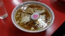 源来軒 ラーメン(醤油)