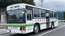 バスとトレーラーを運転させて貰ったお話 バス編