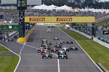 F1日本GPがBSで見られる!!(ダイジェストですが・・)