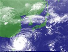 台風17号 メーギー