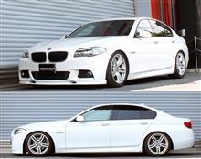 BMW5シリーズ 528i F10 車高調 『 Best☆i 』 開発完了です!!