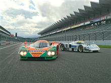 Be a driver Experience at FUJI SPEEDWAY(画像 番外編w)