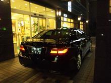 レクサスLS460km個人タクシー