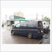 札幌のクルーズ 黒いボンゴ車 ...