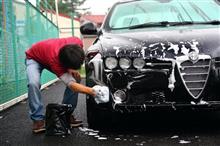 タロウワークスの洗車アイテムを使って愛車をピカピカに【PR】