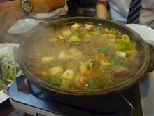 コーチン味噌鍋