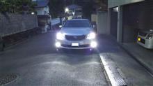モニタープレゼント企画♪♪♪ 16000lm LEDヘッドライト・フォグ