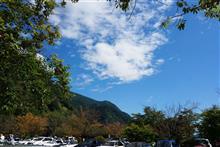 ★本日は爽やかな秋晴れの奥多摩湖!でも、ちょっと暑かった~!(汗)10月のFC-WORKS奥多摩湖オフ開催です♪