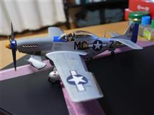 タミヤ P-51D マスタング 1/32  ③
