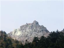 焼岳2455メートル 海外のお友達にご連絡メール不調復旧いたしました